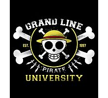 Grand Line University Photographic Print