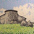 Raseborg Castle by Alan Hogan