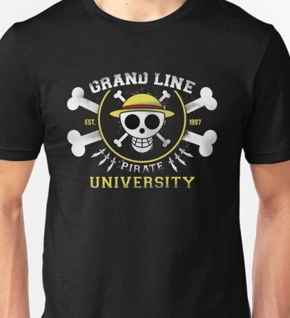 Grand Line University Unisex T-Shirt