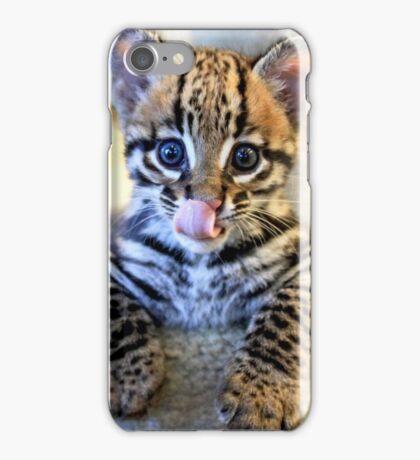 Tiger Cub iPhone Case/Skin