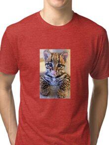 Tiger Cub Tri-blend T-Shirt