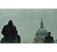 The Split. London, England. Photographic Print