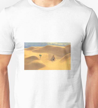 Desert hut Unisex T-Shirt