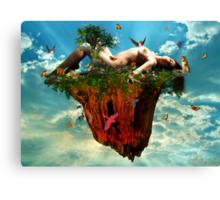 Gaia's Beginnings Canvas Print