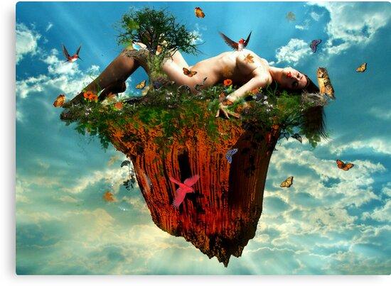 Gaia's Beginnings by Vanessa Barklay