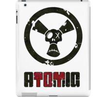 Atomic toy iPad Case/Skin