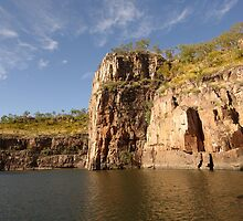 The unforgettable beauty of Katherine Gorge by georgieboy98