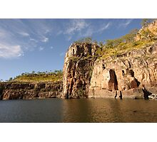 The unforgettable beauty of Katherine Gorge Photographic Print