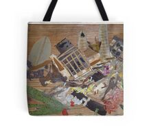 Destruction due to Calamity  Tote Bag