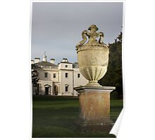 Coombe Urns Poster