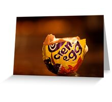 How do you eat yours? Greeting Card