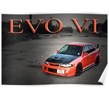 EVO VI Poster