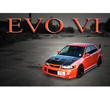 EVO VI Photographic Print