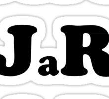 I shot Jar jar Sticker