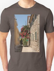 The streets of Herceg Novi T-Shirt