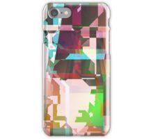 Complex geometry iPhone Case/Skin