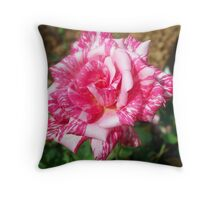 Giggle pink/Giggelpienk Throw Pillow