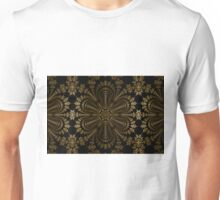 Gilded Flower II Unisex T-Shirt