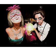 Masked Ball #2 Photographic Print