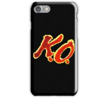 KO Kevin Owens iPhone Case/Skin