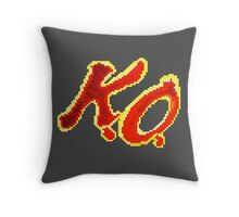KO Kevin Owens Throw Pillow