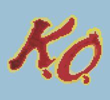 KO Kevin Owens One Piece - Short Sleeve