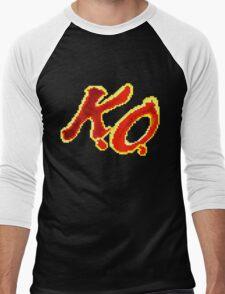 KO Kevin Owens Men's Baseball ¾ T-Shirt