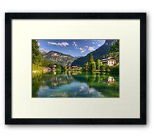 Berchtesgaden Framed Print