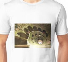 Initiation Wells in Sintra, Portugal Unisex T-Shirt