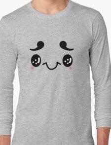 Tympole Otamaro Pokemon Face Long Sleeve T-Shirt