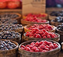 Berries by Bob Vaughan