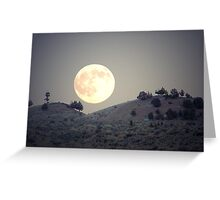 Sagebrush Moon Greeting Card