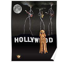 Hollywood Music Tour LA Poster