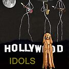 Hollywood Idols by Eric Kempson