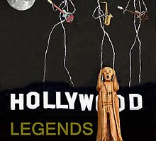 Hollywood Legends  by Eric Kempson