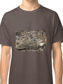 Blending in - the masked duck Classic T-Shirt