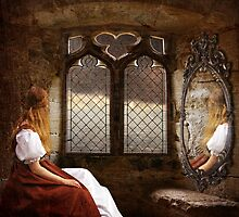 The Lady of Shalott by Erica Yanina Lujan