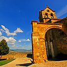 Medieval Church in Frias - Burgos, Spain by DavidGutierrez