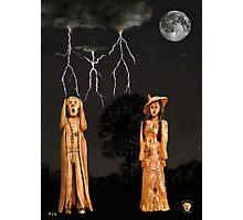 Fashion Scream Photographic Print