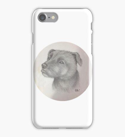 Staffordshire Bull Terrier 'Staffy' iPhone Case/Skin