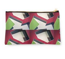 3 D abstract Studio Pouch