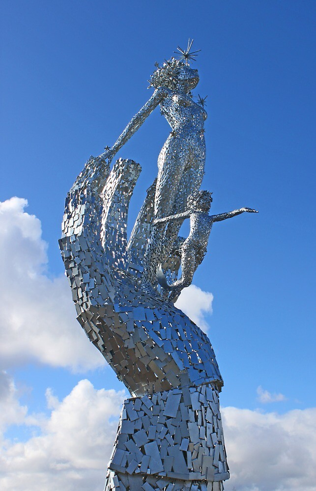 A helping Hand ( Reach out, Hold close and Lift up.) by Alan Findlater