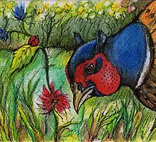 the pheasant in the garden by tarantella