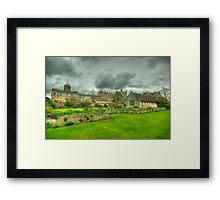 Memorial Gardens & Christ Church Oxford Framed Print