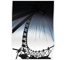 The Eye Of London Poster