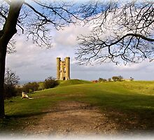 """""""Broadway Tower""""  The Cotswolds   by James  Key"""
