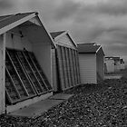 Happy Holiday Huts by Andy Mays