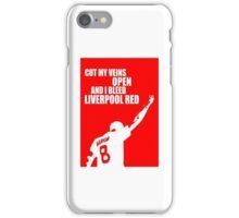 Steven Gerrard Liverpool iPhone Case/Skin