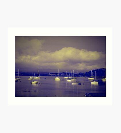 Bantry Bay Art Print