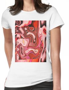 Psychodelia Womens Fitted T-Shirt